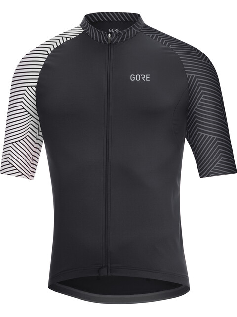 GORE WEAR C5 Optiline Jersey Men black/white